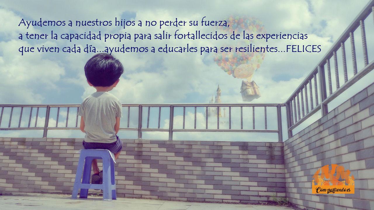 Eduquemos a nuestros pequeños para que sean felices