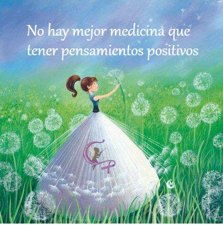Como tener pensamientos positivos si tengo una enfermedad crónica